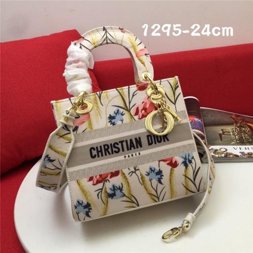 Christian Dior AAA Quality Handbags For Women #834377