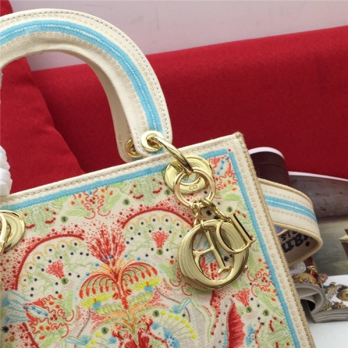 Replica Christian Dior AAA Quality Handbags For Women #834378 $96.00 USD for Wholesale