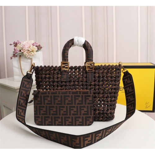 Fendi AAA Quality Handbags For Women #834441