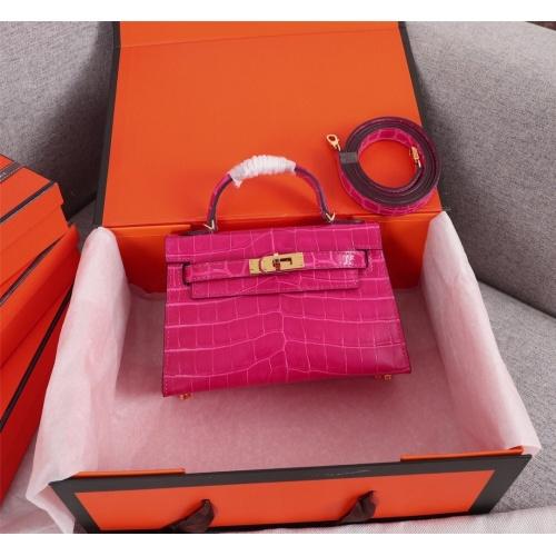 Hermes AAA Quality Handbags For Women #834442