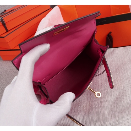 Replica Hermes AAA Quality Handbags For Women #834442 $125.00 USD for Wholesale