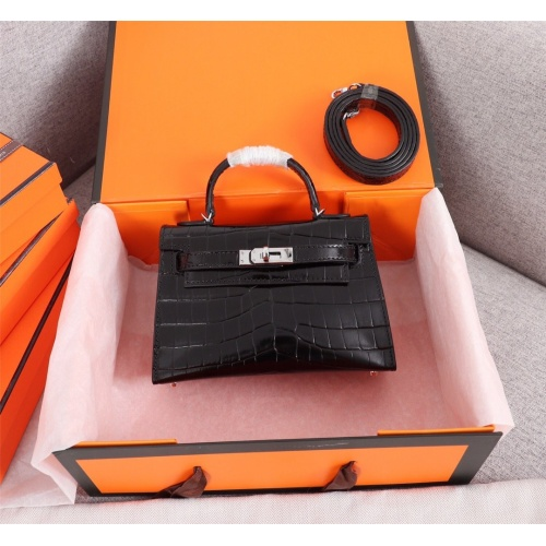 Hermes AAA Quality Handbags For Women #834444 $125.00, Wholesale Replica Hermes AAA Quality Handbags
