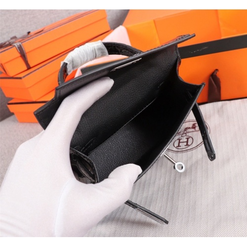 Replica Hermes AAA Quality Handbags For Women #834444 $125.00 USD for Wholesale