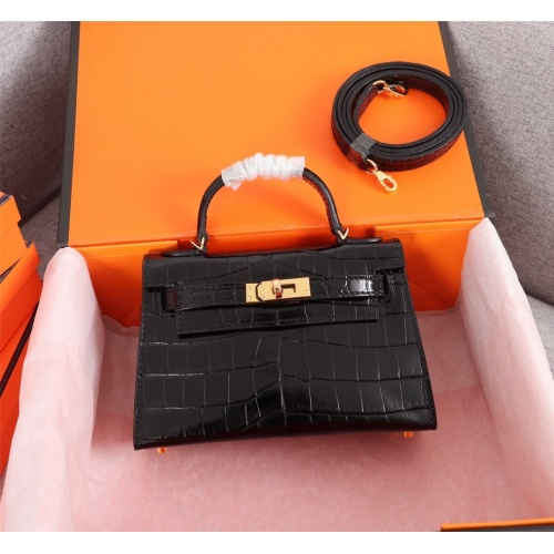 Hermes AAA Quality Handbags For Women #834445 $125.00, Wholesale Replica Hermes AAA Quality Handbags