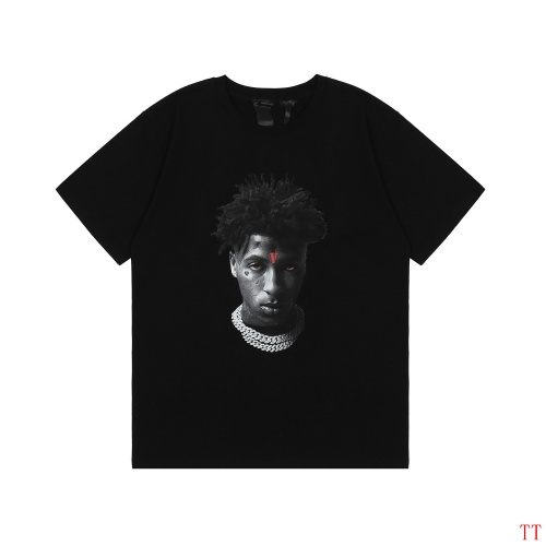 Valentino T-Shirts Short Sleeved For Men #834446 $25.00, Wholesale Replica Valentino T-Shirts