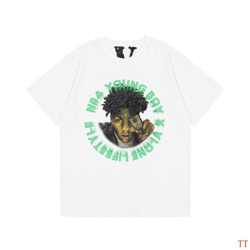 Valentino T-Shirts Short Sleeved For Men #834449 $25.00, Wholesale Replica Valentino T-Shirts