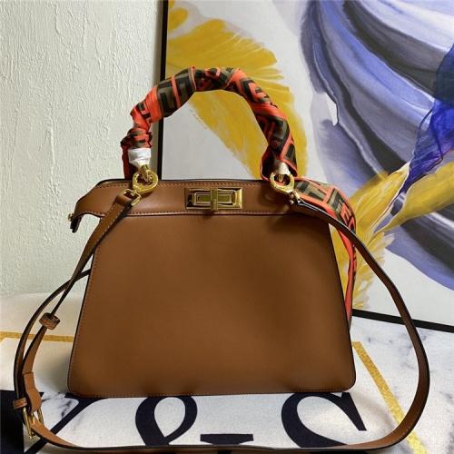 Fendi AAA Quality Handbags For Women #834462