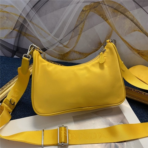 Replica Prada AAA Quality Messeger Bags For Women #834473 $88.00 USD for Wholesale
