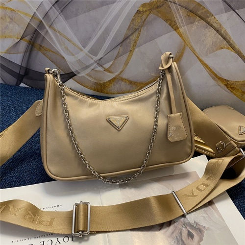 Prada AAA Quality Messeger Bags For Women #834474 $88.00, Wholesale Replica Prada AAA Quality Messeger Bags