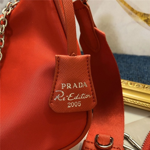 Replica Prada AAA Quality Messeger Bags For Women #834476 $88.00 USD for Wholesale