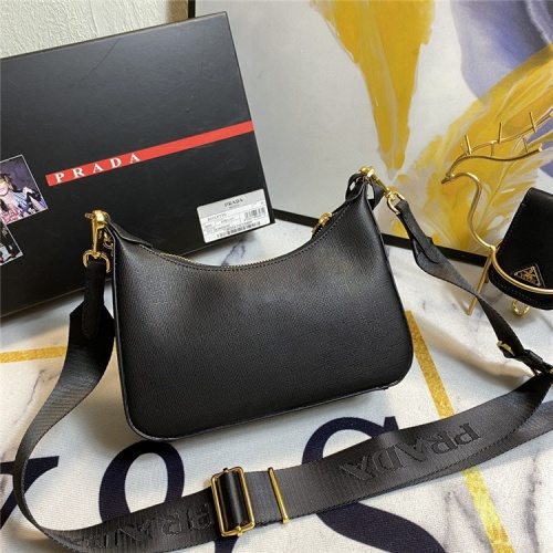 Replica Prada AAA Quality Messeger Bags For Women #834478 $96.00 USD for Wholesale