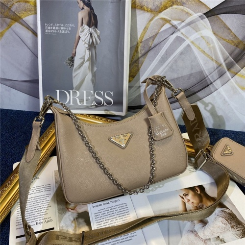 Prada AAA Quality Messeger Bags For Women #834479 $96.00, Wholesale Replica Prada AAA Quality Messeger Bags