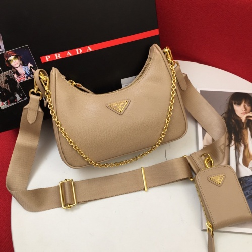 Prada AAA Quality Messeger Bags For Women #834501 $130.00, Wholesale Replica Prada AAA Quality Messeger Bags
