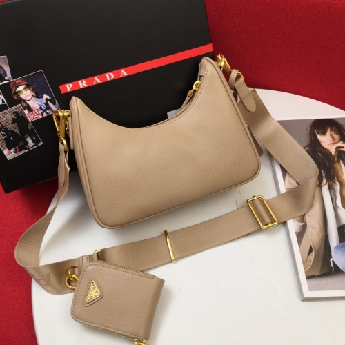 Replica Prada AAA Quality Messeger Bags For Women #834501 $130.00 USD for Wholesale
