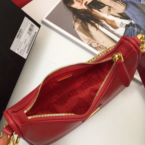 Replica Prada AAA Quality Messeger Bags For Women #834502 $130.00 USD for Wholesale