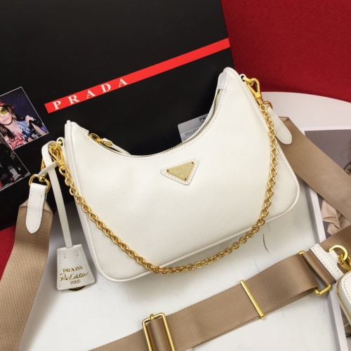 Replica Prada AAA Quality Messeger Bags For Women #834503 $130.00 USD for Wholesale