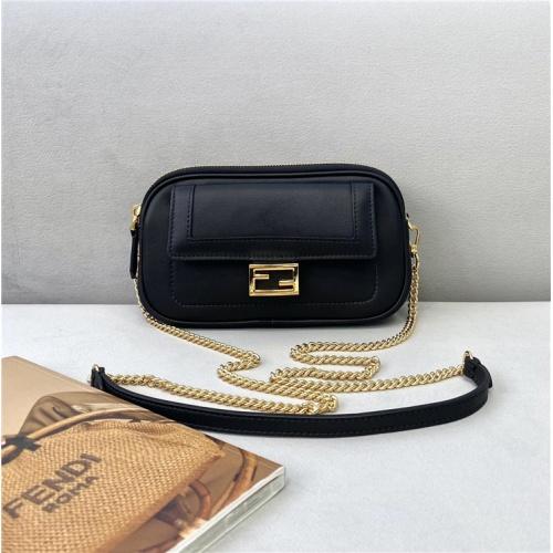 Fendi AAA Quality Messenger Bags For Women #834507