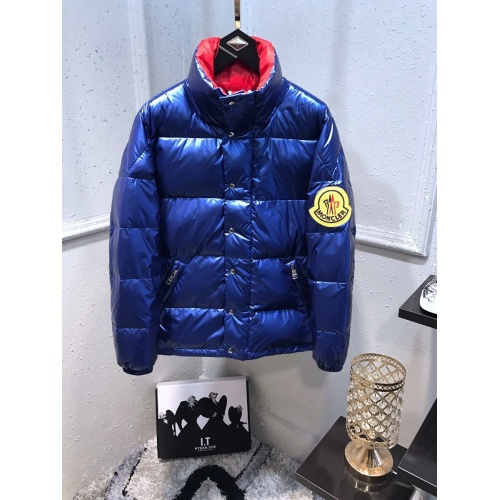 Moncler Down Feather Coat Long Sleeved For Men #834509