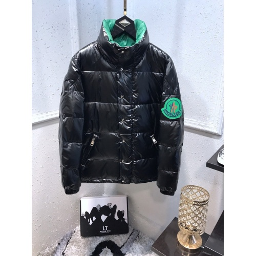 Moncler Down Feather Coat Long Sleeved For Men #834510