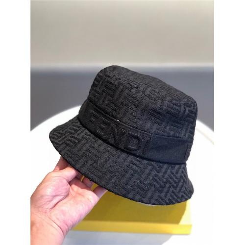 Fendi Caps #834528 $38.00 USD, Wholesale Replica Fendi Caps