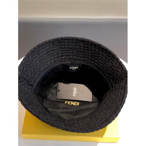 Replica Fendi Caps #834528 $38.00 USD for Wholesale