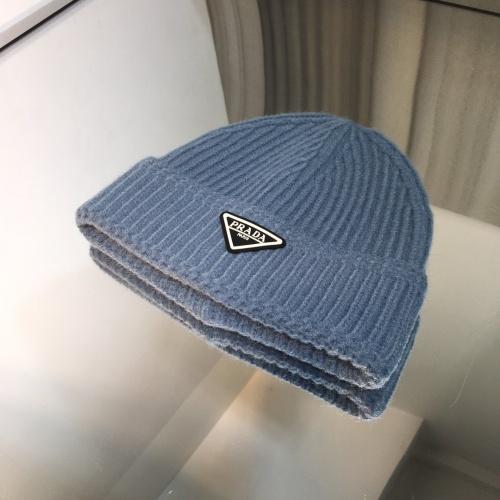 Prada Woolen Hats #834541 $32.00 USD, Wholesale Replica Prada Caps