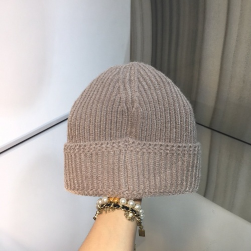 Replica Prada Woolen Hats #834543 $32.00 USD for Wholesale