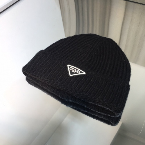 Prada Woolen Hats #834544 $32.00 USD, Wholesale Replica Prada Caps