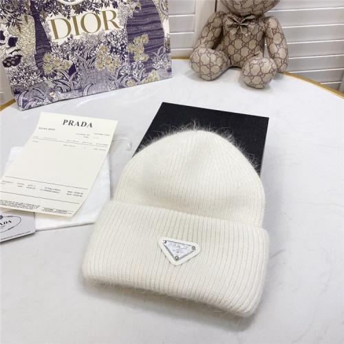 Prada Woolen Hats #834548 $36.00 USD, Wholesale Replica Prada Caps