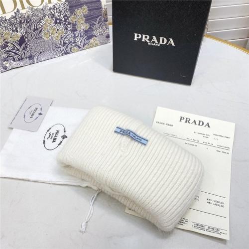Replica Prada Woolen Hats #834548 $36.00 USD for Wholesale