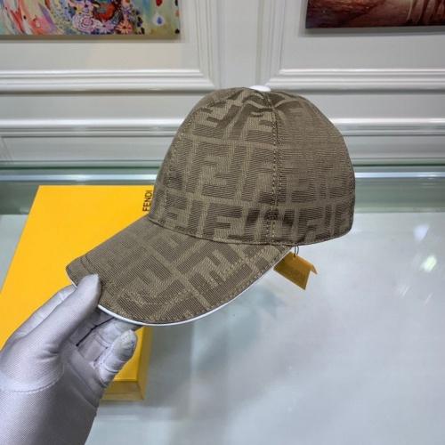 Fendi Caps #834550 $34.00 USD, Wholesale Replica Fendi Caps