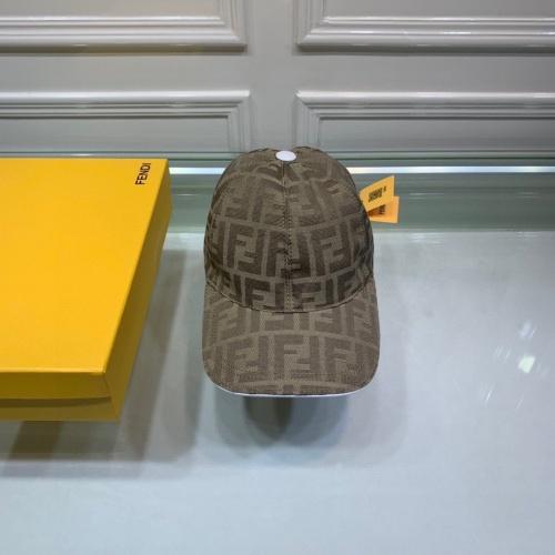 Replica Fendi Caps #834550 $34.00 USD for Wholesale