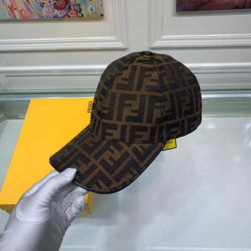 Fendi Caps #834552 $34.00 USD, Wholesale Replica Fendi Caps