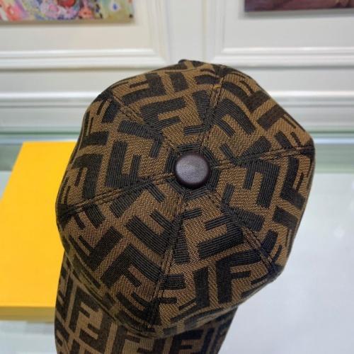 Replica Fendi Caps #834552 $34.00 USD for Wholesale