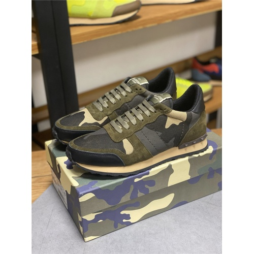 Valentino Casual Shoes For Men #834617