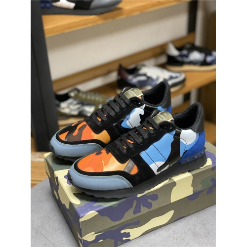 Valentino Casual Shoes For Men #834618