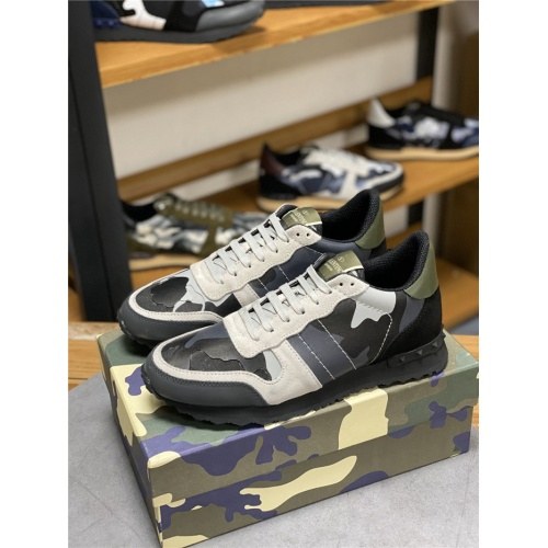 Valentino Casual Shoes For Men #834619
