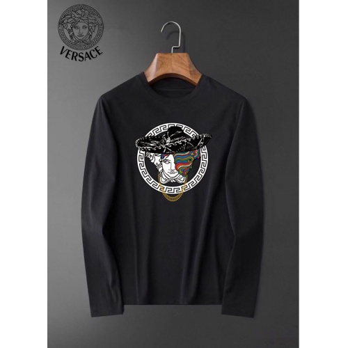 Versace T-Shirts Long Sleeved For Men #834697