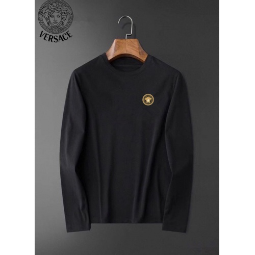 Versace T-Shirts Long Sleeved For Men #834699