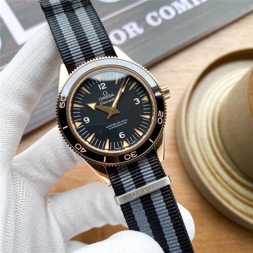 OMEGA AAA Quality Watches For Men #834708 $161.00 USD, Wholesale Replica OMEGA New Quality Watches