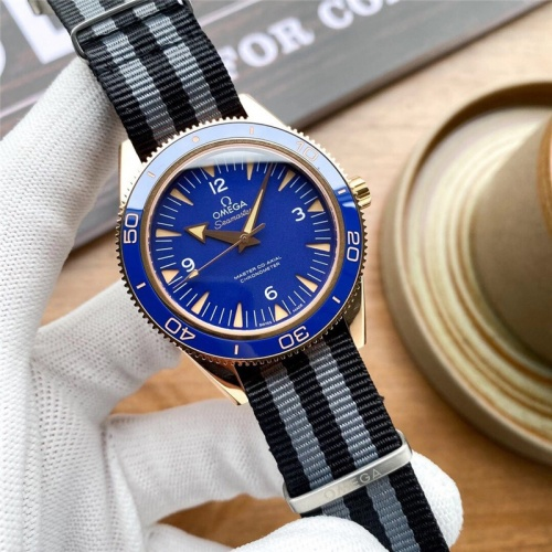 OMEGA AAA Quality Watches For Men #834709 $161.00 USD, Wholesale Replica OMEGA New Quality Watches