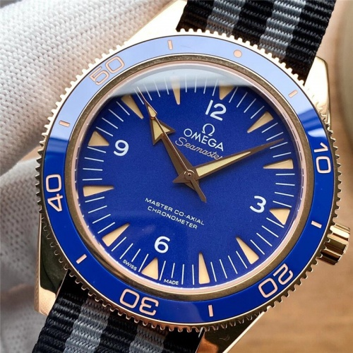 Replica OMEGA AAA Quality Watches For Men #834709 $161.00 USD for Wholesale