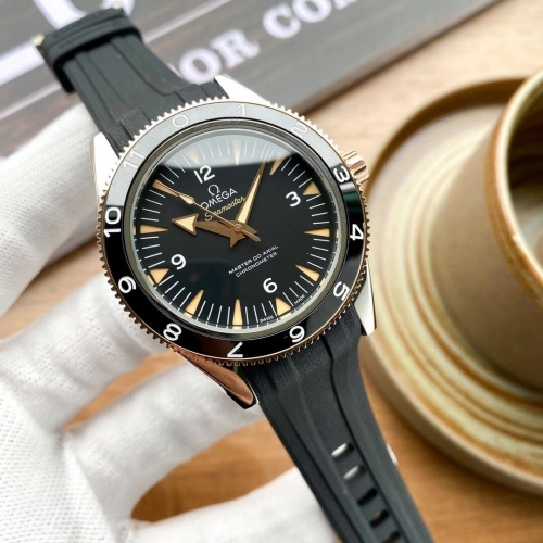 OMEGA AAA Quality Watches For Men #834711 $166.00, Wholesale Replica OMEGA New Quality Watches