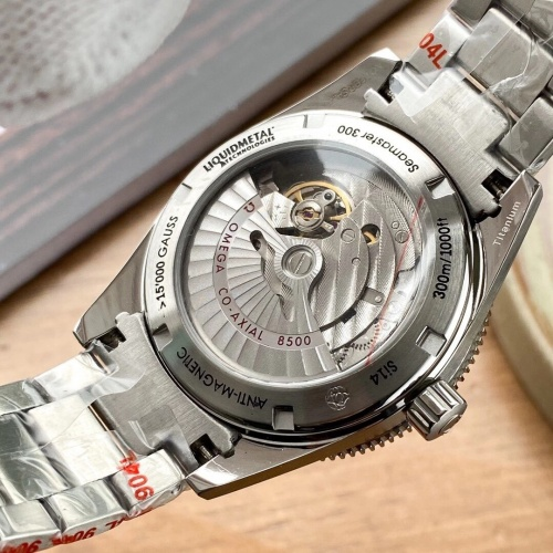 Replica OMEGA AAA Quality Watches For Men #834717 $166.00 USD for Wholesale