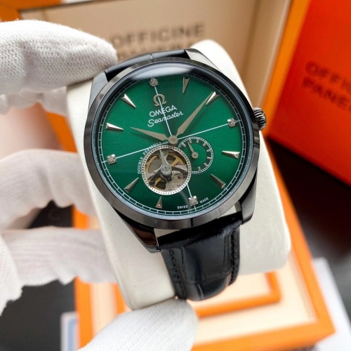 OMEGA AAA Quality Watches For Men #834721 $223.00, Wholesale Replica OMEGA New Quality Watches