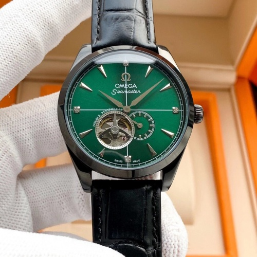 Replica OMEGA AAA Quality Watches For Men #834721 $223.00 USD for Wholesale