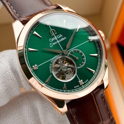 Replica OMEGA AAA Quality Watches For Men #834722 $223.00 USD for Wholesale