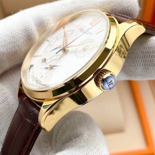 Replica Jaeger-LeCoultre AAA Quality Watches For Men #834742 $282.00 USD for Wholesale