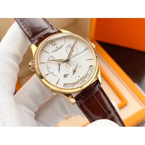 Jaeger-LeCoultre AAA Quality Watches For Men #834744 $282.00, Wholesale Replica Jaeger-LeCoultre Quality Watches