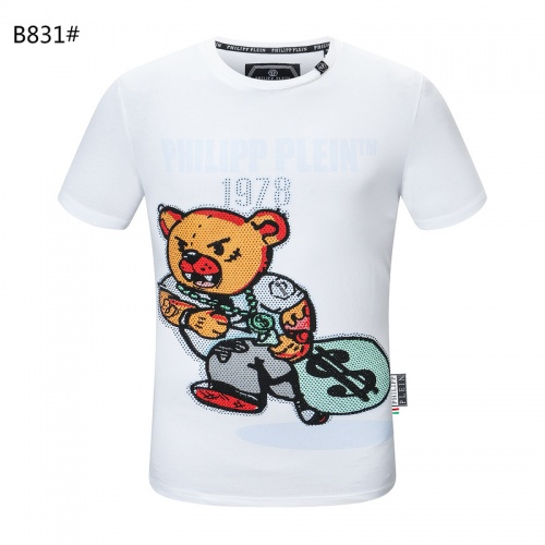 Philipp Plein PP T-Shirts Short Sleeved For Men #834751